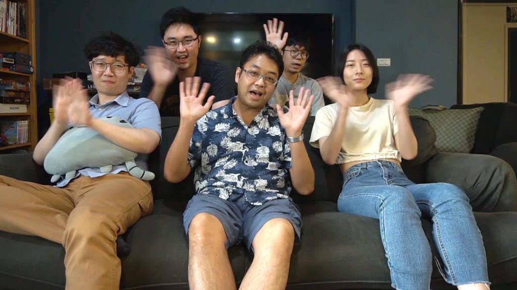 [반교-디텐션]감독 & 제작자 한국 관객 인사 영상