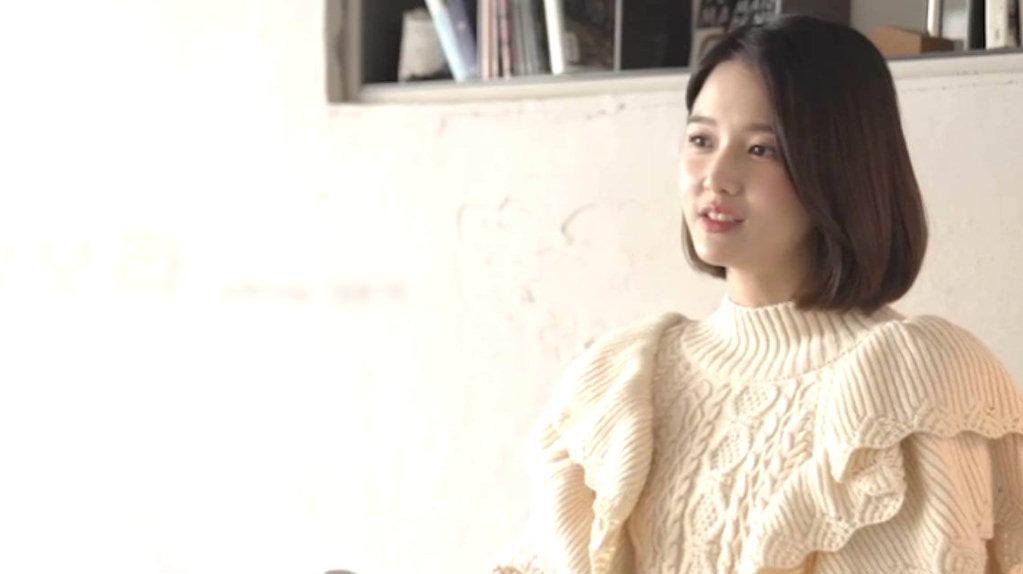 [크루아상]남보라&한상혁 인터뷰 영상 2